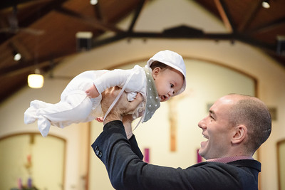 Harry's Baptism