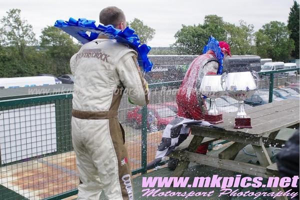 BriSCA F2 Stock Cars. World Masters, 16 September 2012