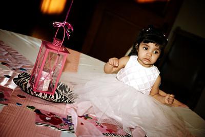 Arrisa's 1st Birthday