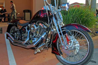 94: Custom 2000 Harley Davidson FXSTS