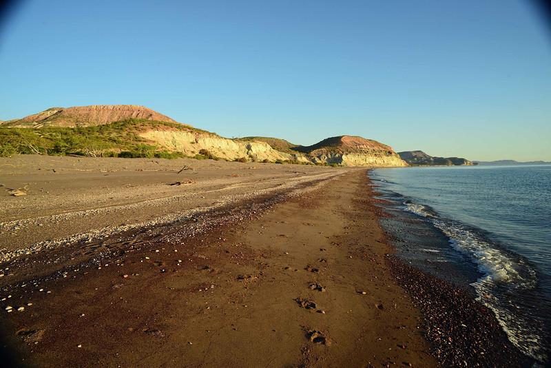 Campo Vaccas beach