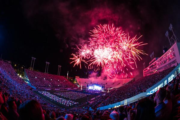 Stadium of Fire