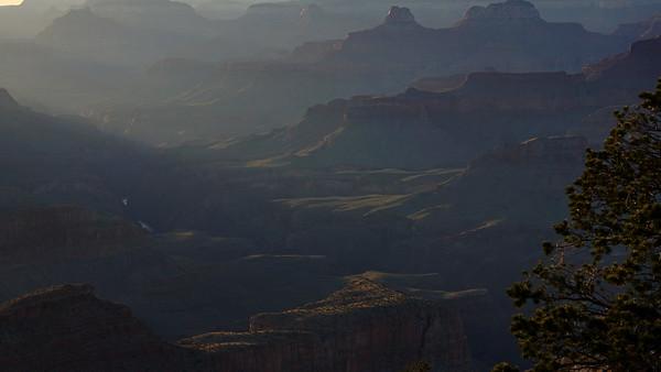Grand Canyon April 2019