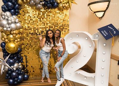 Kayla & Kya Grad Party