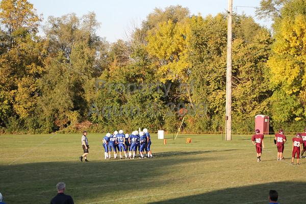 7th football v. dakota . 9.25.12