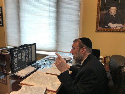 Mesivta, Beis Medrash & Kollel Learning from Afar