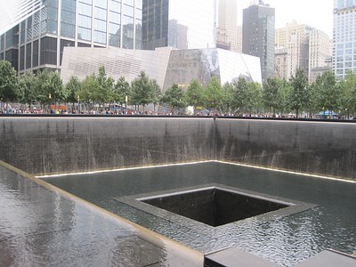 9/11 Memorial and Museum - NYC