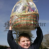Pictured is  Conor Curtis a Primary 2 pupil at Ballyholland P.S. who was the Winner of an Easter Draw organised by the Primary 3 class who managed to raise £500 to aid the Trocaire Lenten Campaign. 07W15N7
