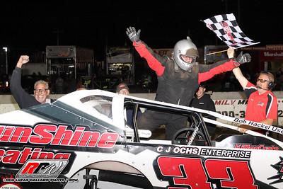 Lebanon Valley Speedway - 7/7/18 - Lucas Ballard