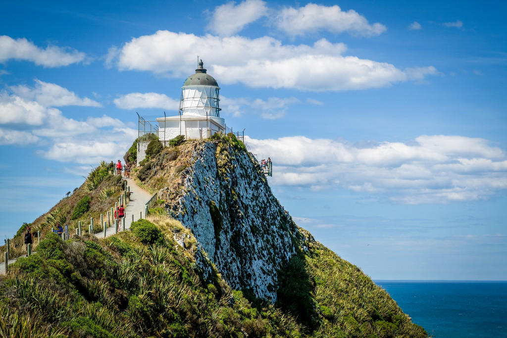 170205 - Nugget Point Lighthouse