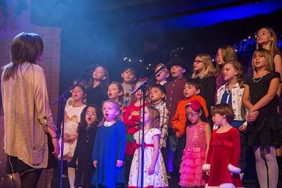 Kids Choir & Baby Dedications December 2014