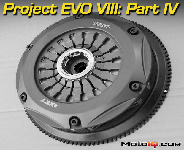 Cusco EVO Twin Disc Clutch
