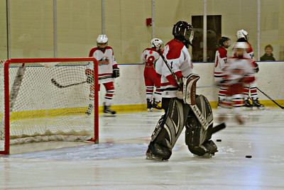 2014 01 11: Highland (St.Paul) Boys Hockey  (Joe Anderson)