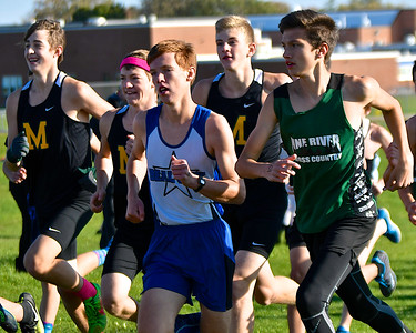 MS Highland Conference Boys Cross Country Jamboree 3