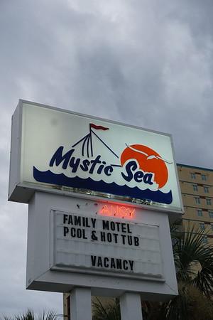 Myrtle Beach SC to Beaufort NC (18Jul2017)