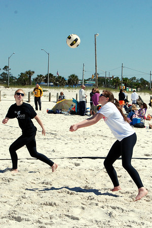 Sand Volleyball Gulf Shores