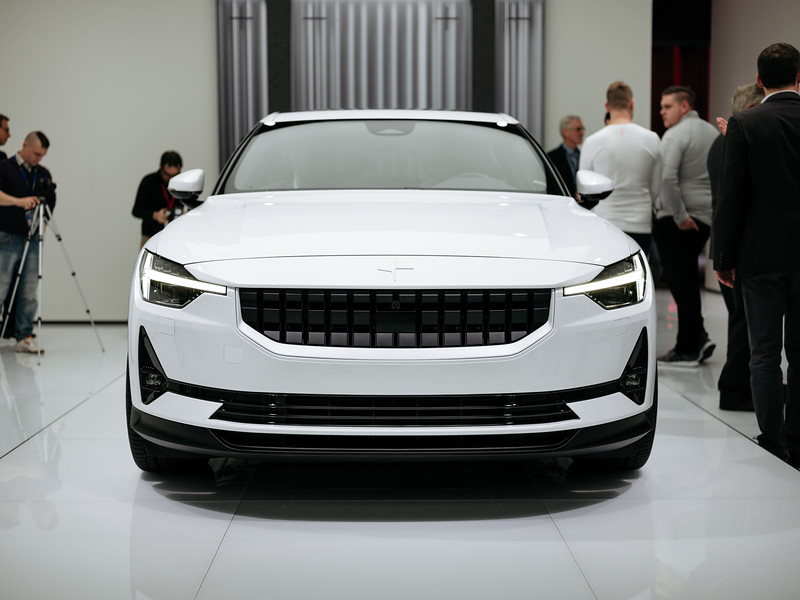 The Polestar 2 - Samuel Zeller for the New York Times