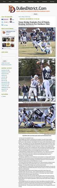2012-11-24a -- Stone Bridge Explodes For 69 Points Beating Yorktown For Northern Title.png