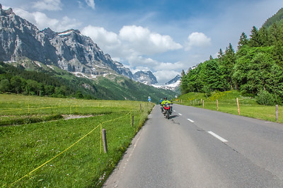 Classic Alpine Adventure June 2013