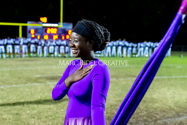 Broughton football vs Millbrook. Senior night. November 8, 2019. D4S_7332