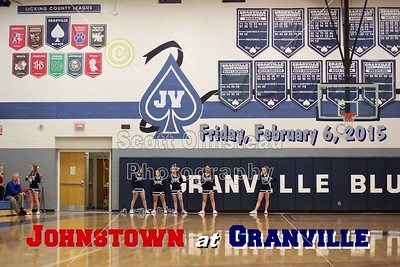 JV 2015 Johnstown at Granville (02-06-15) Junior Varsity