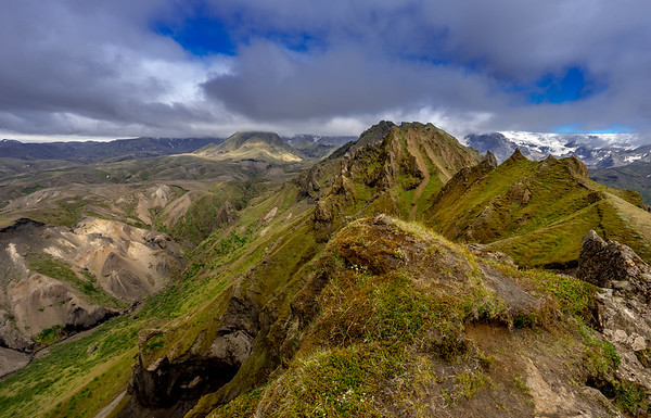 Day 14 - Laugavegur Trek: Trekking around Thorsmork