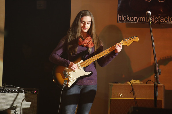 HMF 2014 Student Concert Sunday