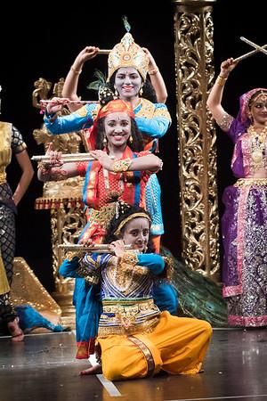 Nrityamala 2017 ( First half- Dance drama)