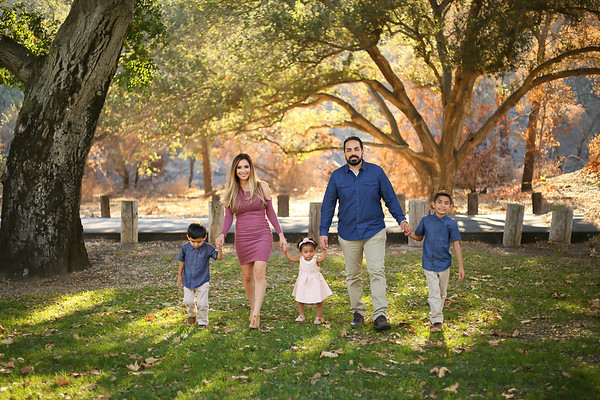 Garcia Family 2017