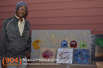 North Beach Art Walk - 2.20.14