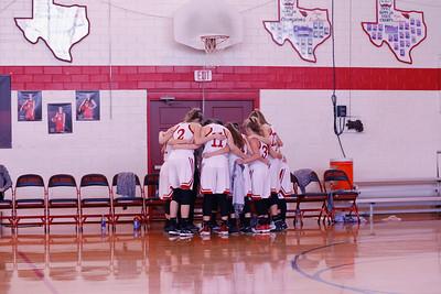 SPH Lady JV & V Basketball 1-29-19