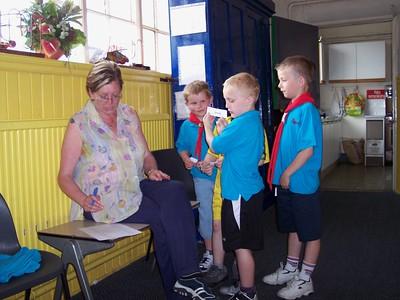 2004-06-08 Beaver Meeting