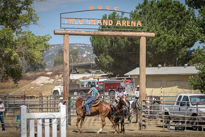 Ramona Rodeo Grounds Gymkhana 8-27-2017