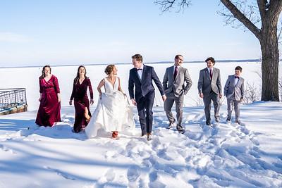 Nicole & Sam Wedding 2021