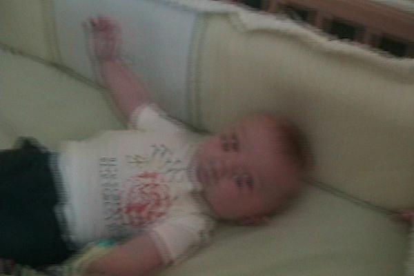 Ethan's Crib