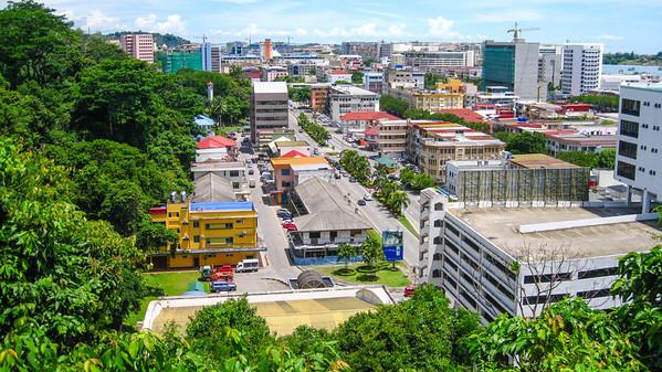 Kota Kinabalu, Borneo