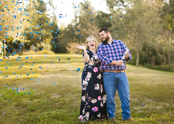 Willey Gender Reveal