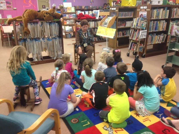 St. Stephens Kindergarden Tour 2016