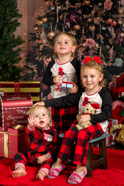 Jones Family Christmas MiniSession