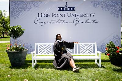 Highpoint University Graduation -- 2017