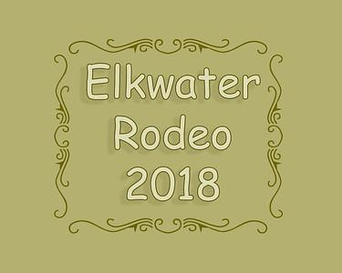 Elkwater Rodeo 2018