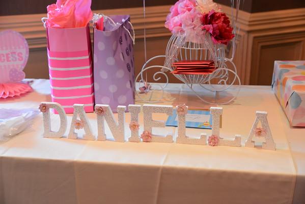 Daniella's 1st Birthday