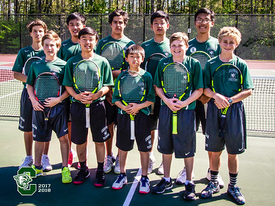 Varsity Tennis 2018