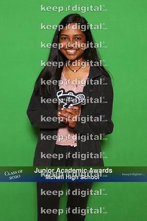 McNeil Junior Academic Awards 2019