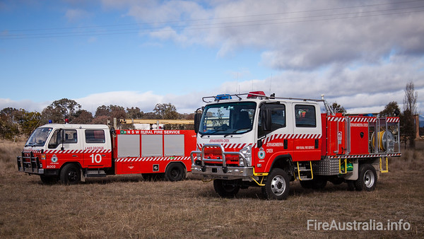NSW Rural Fire Service - Lake George Zone