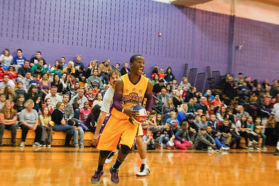 Harlem Wizards at South Amboy FD