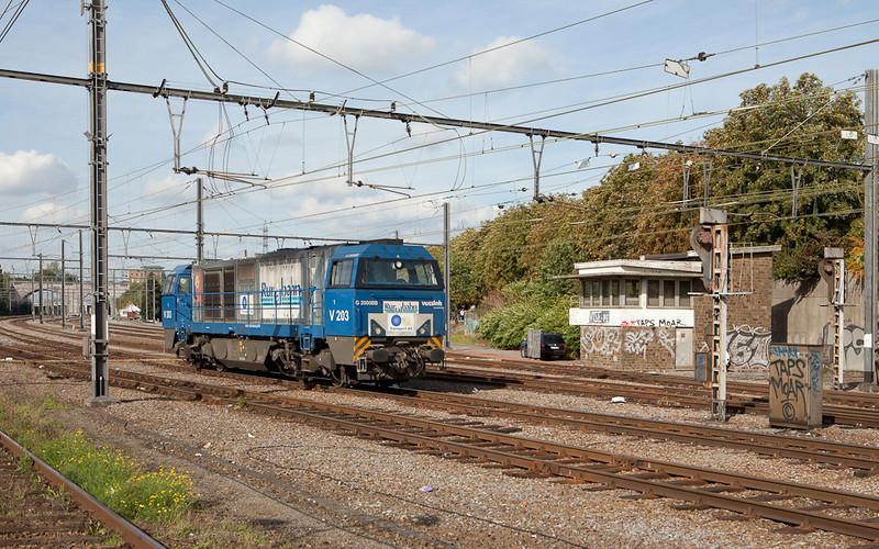 RTB/TSP G2000 V203 in Vise-Bas.