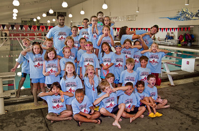 Crawfish 8 & Unders 2009