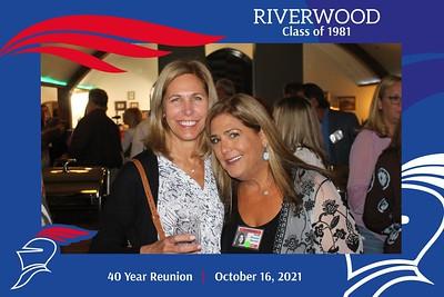 Riverwood HS Class of 1981 Reunion-10/16/2021