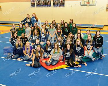 WGHS gymnastics family
